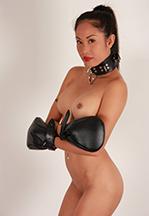 Slave bondage Asian
